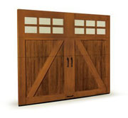 Wood doors, front entry doors, interior, exterior and garage doors